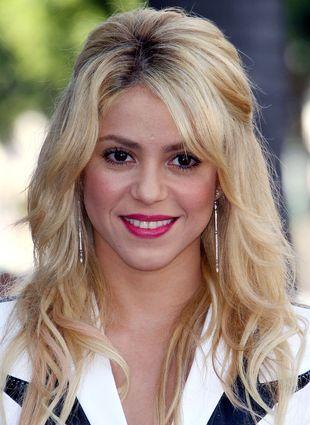 Shakira nagrywa w Polsce nową płytę