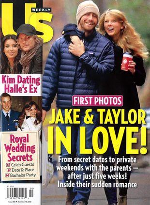 Zakochani Taylor Swift i Jake Gyllenhaal (FOTO)