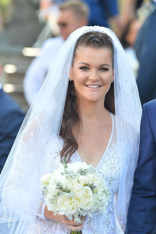 Agnieszka Radwańska i Dawid Celt – ślub