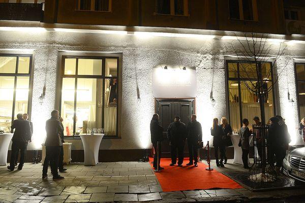 Borys Szyc otworzył ekskluzywną restaurację (FOTO)