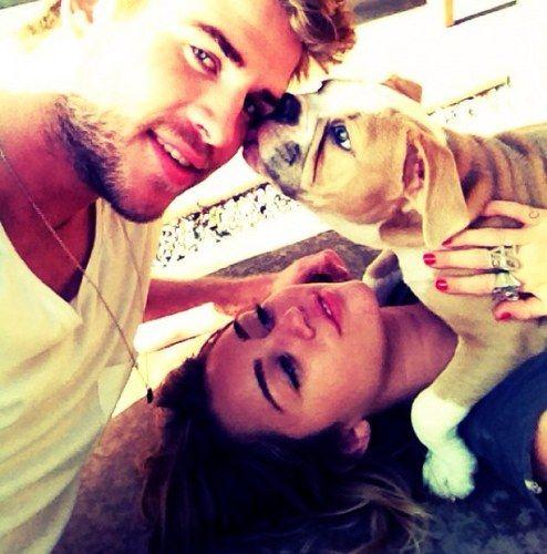 Miley Cyrus nie potrzebuje dzieci (FOTO)