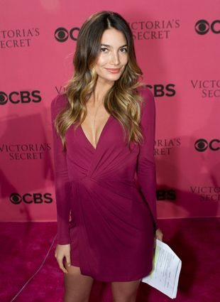 Lily Aldridge, aniołek Victoria's Secret, została mamą