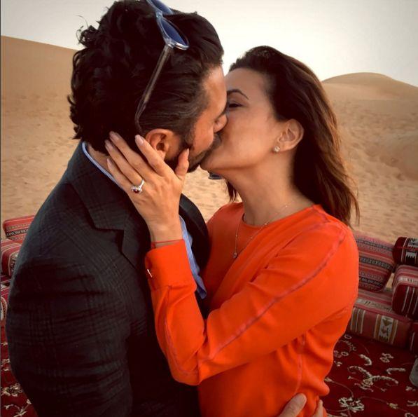 Eva Longoria zaręczona z Jose Antonio Bastonem