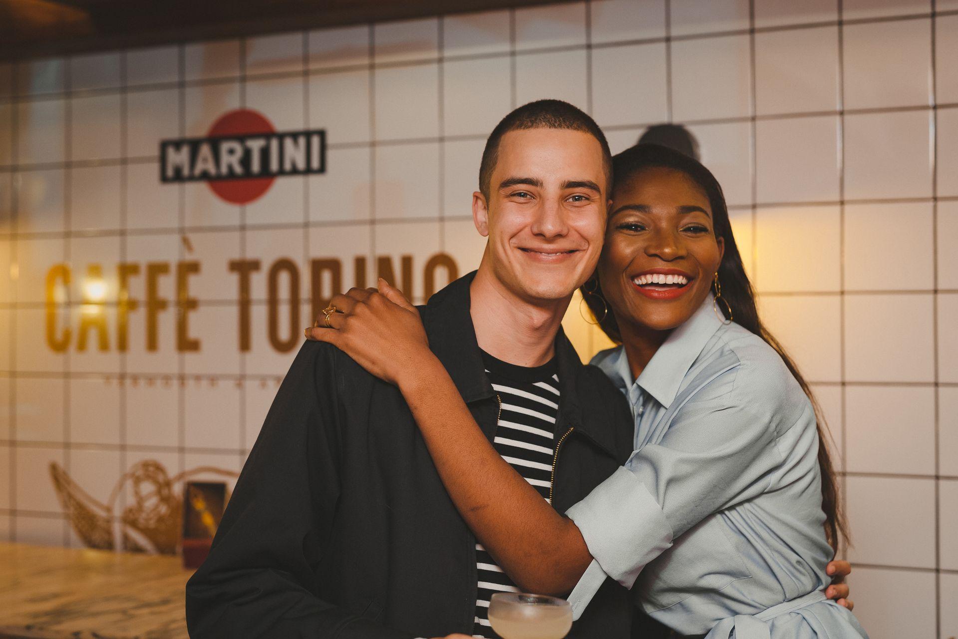 Gwiazdy na otwarciu Caffe Torino (ZDJĘCIA)