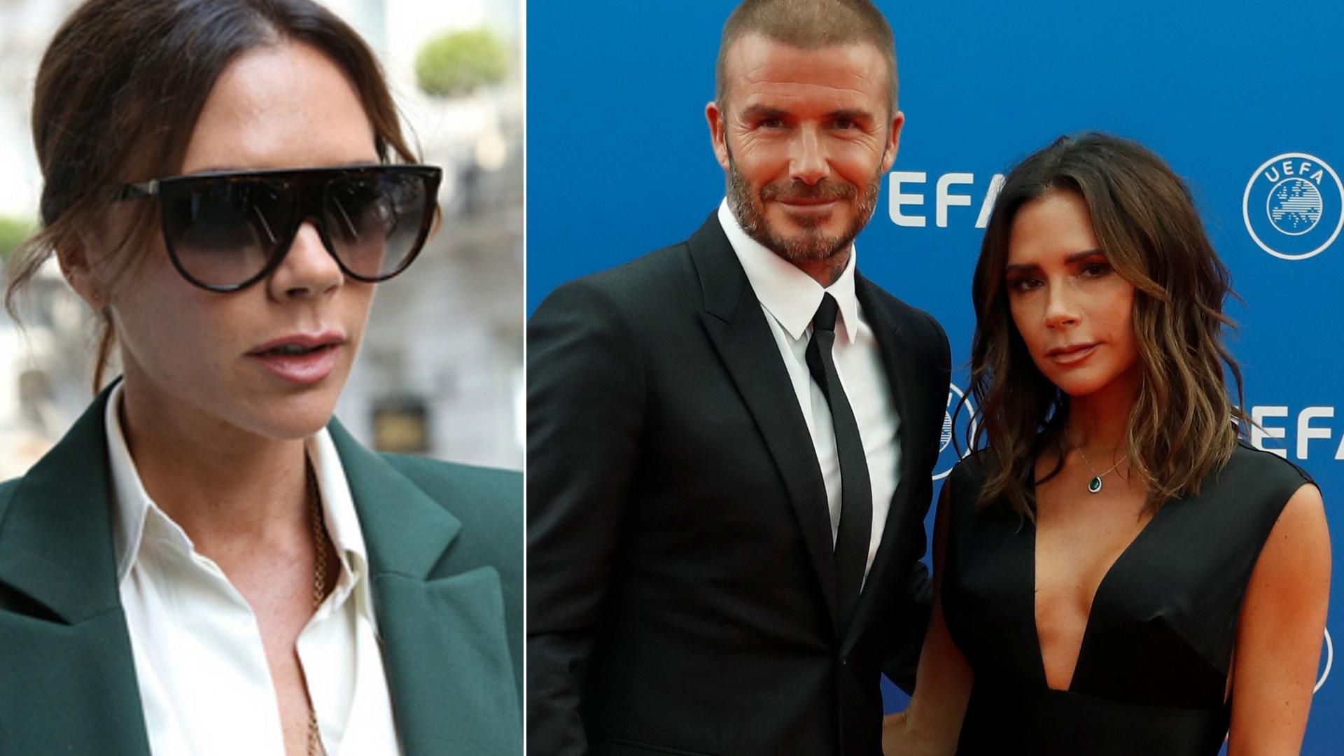 Beckhamowie przeżywają DRAMATYCZNE chwile!