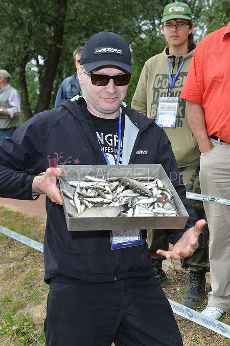 Aktorzy wybrali się na ryby (FOTO)