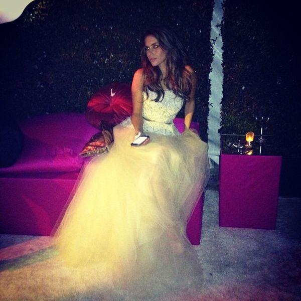 Weronika Rosati bawi się z hollywoodzkimi gwiazdami (FOTO)