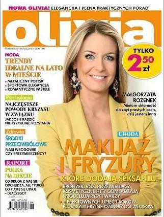 Małgorzata Rozenek, Olivia