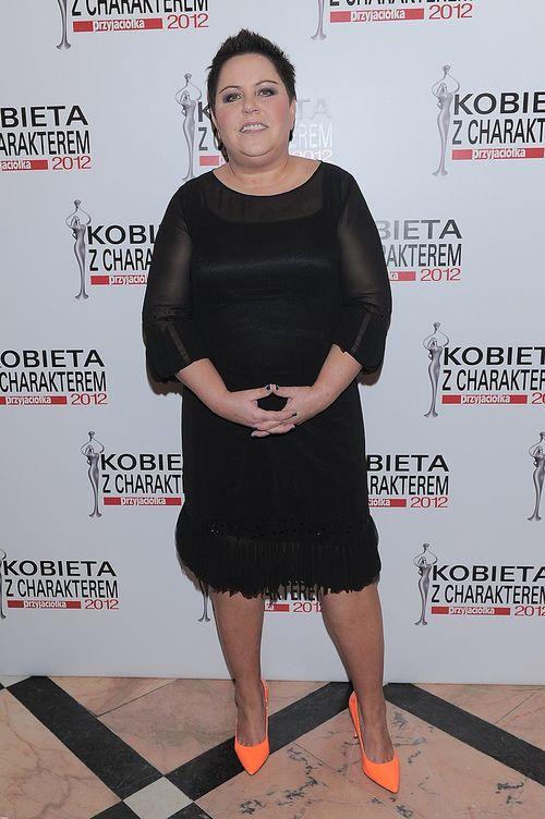 Dorota Wellman została Kobietą z Charakterem (FOTO)