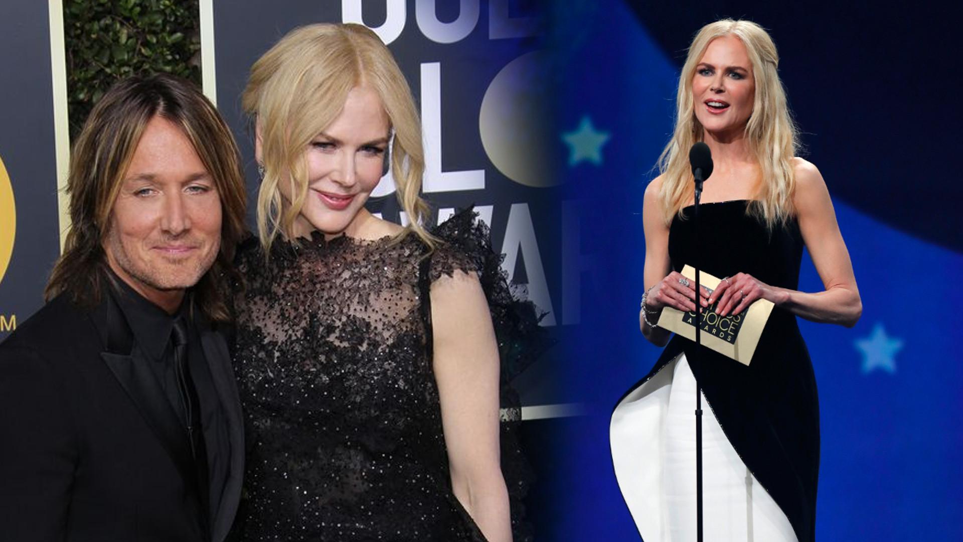Zaskakujące doniesienia: 51-letnia Nicole Kidman jest w CIĄŻY
