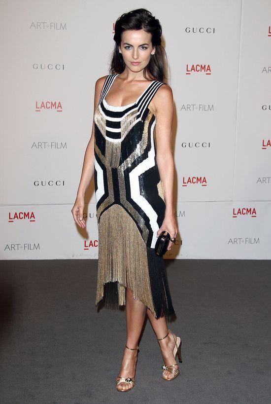 Camilla Belle w sukience w stylu la 20.