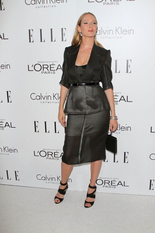 Gwiazdy na Gali 19th Annual ELLE Women in Hollywood Tribute