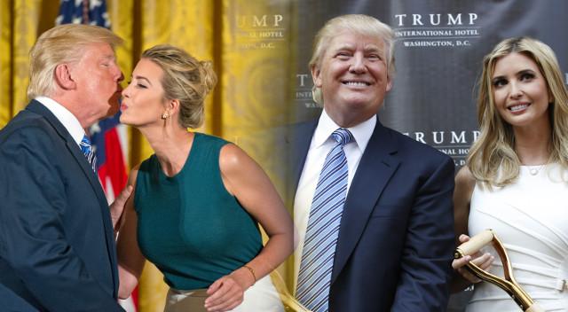 Mowa ciała Ivanki i Donalda Trumpa zdradziła TO o ich relacji