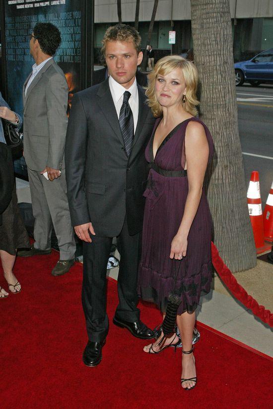 Gdy Reese Witherspoon była żoną Ryana Phillippe'a