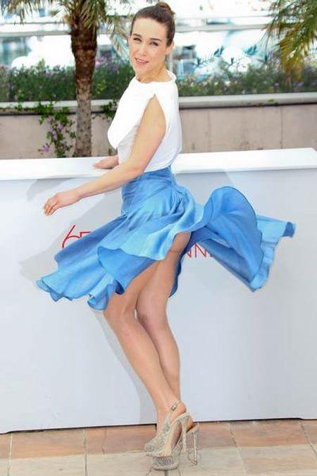 Arta Dobroshi w Cannes