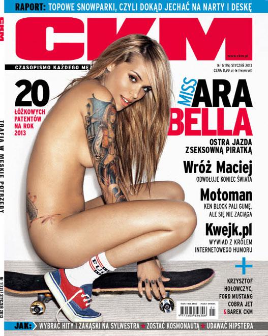 Okładki CKM – 2013 rok