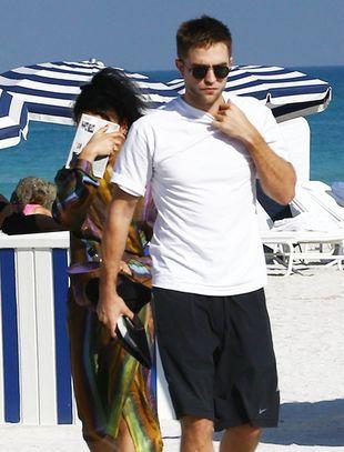 To tak będzie wyglądał ślub Roberta Pattinsona?