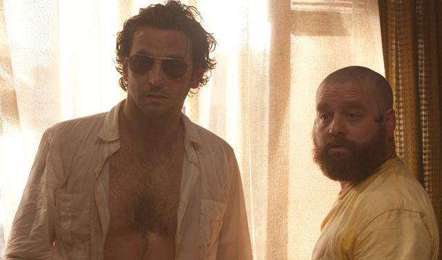 Bradley Cooper nie u�ywa dezodorantu