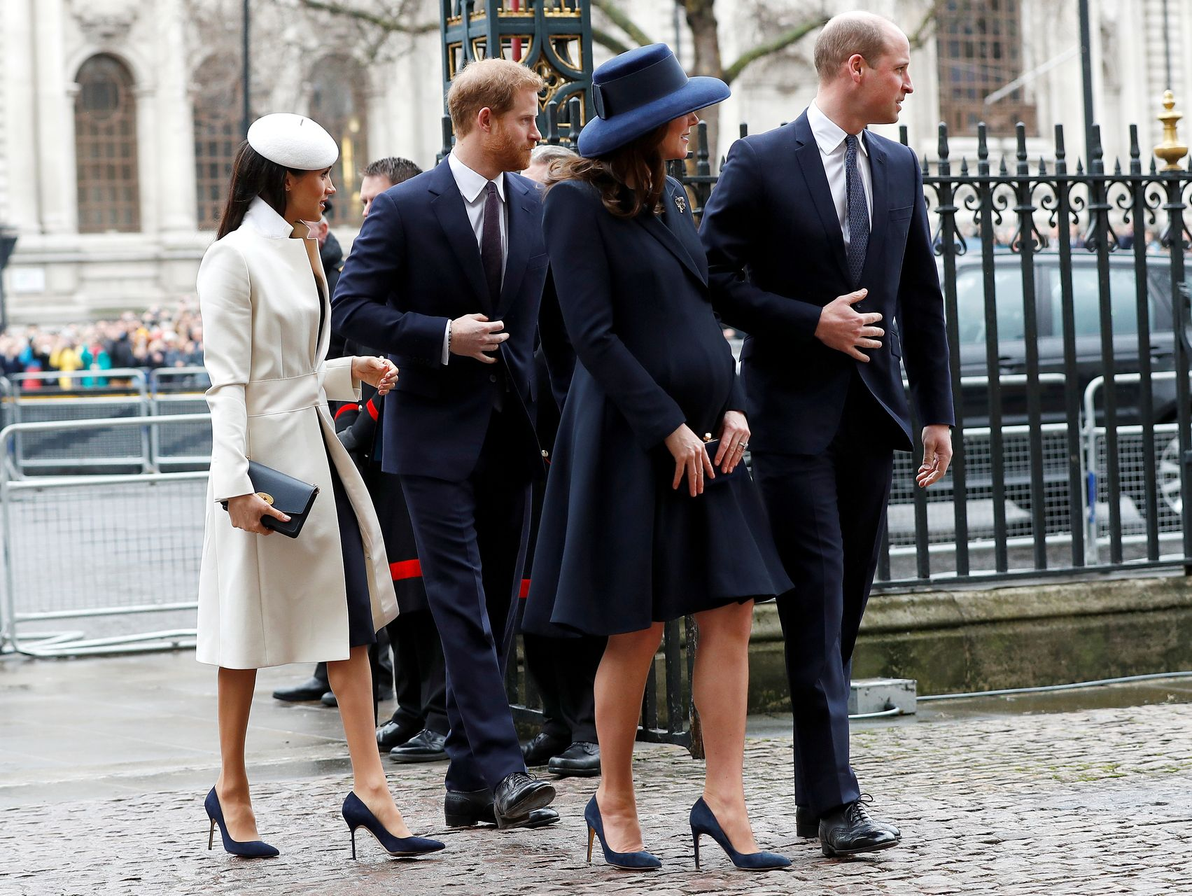 Kate i William NIE SPĘDZĄ ŚWIĄT z Meghan i Harrym?