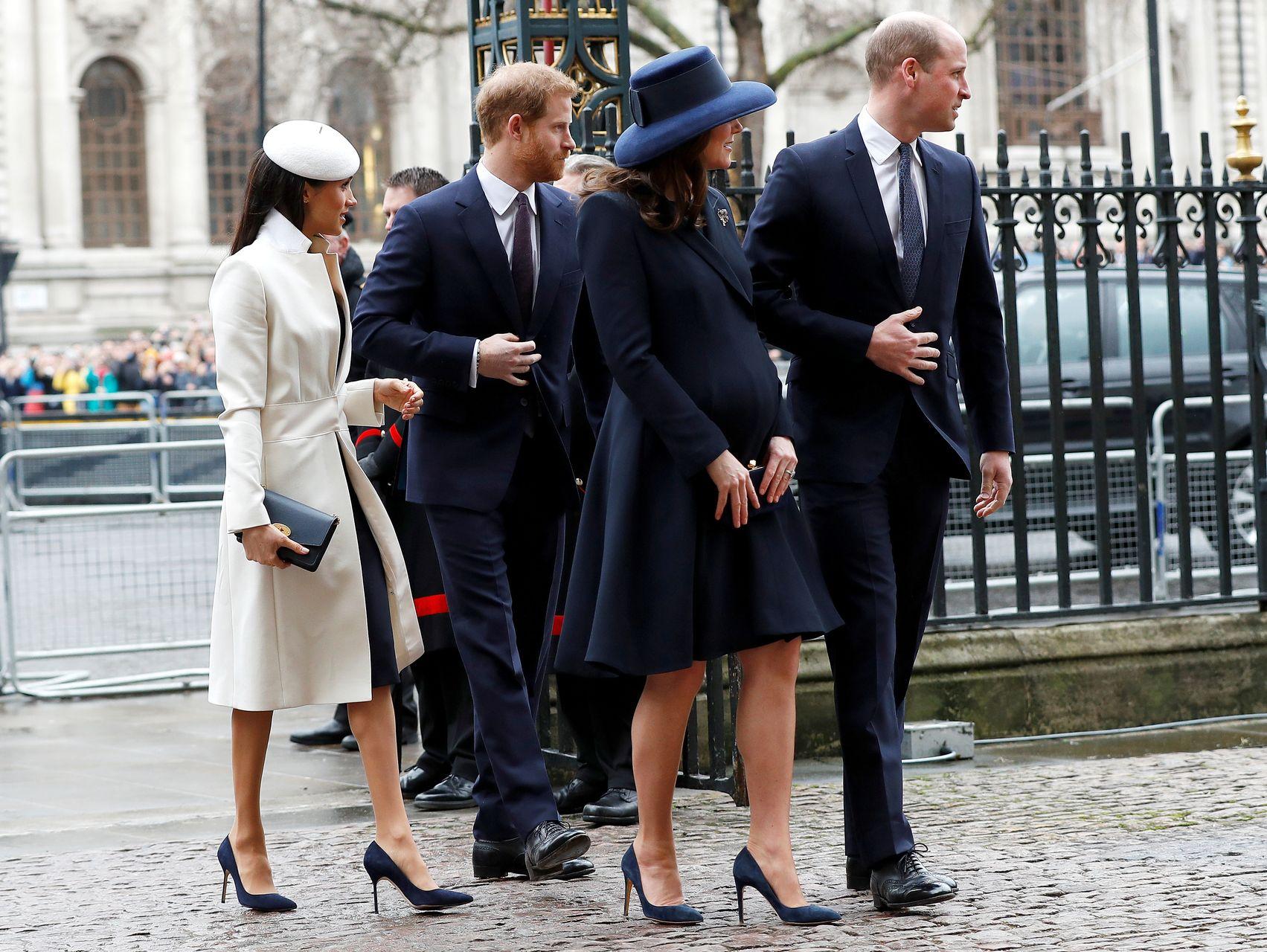Kate i William NIE SPĘDZĄ ŚWIĄT z Meghan i Harrym?