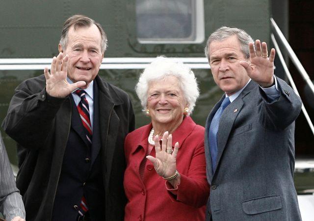 Zmarła Barbara Bush, była Pierwsza Dama USA