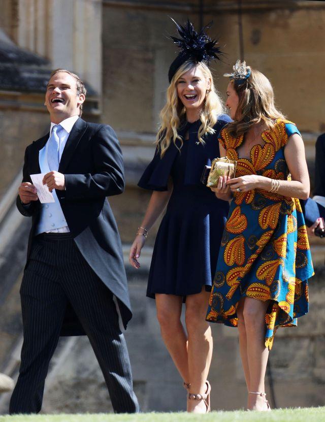 Pierwsi goście na ślubie Meghan Markle i księcia Harry'ego (ZDJĘCIA+VIDEO)