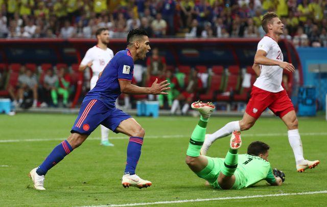DRAMAT w Kazaniu - przegraliśmy 0:3 z Kolumbią (ZDJĘCIA)