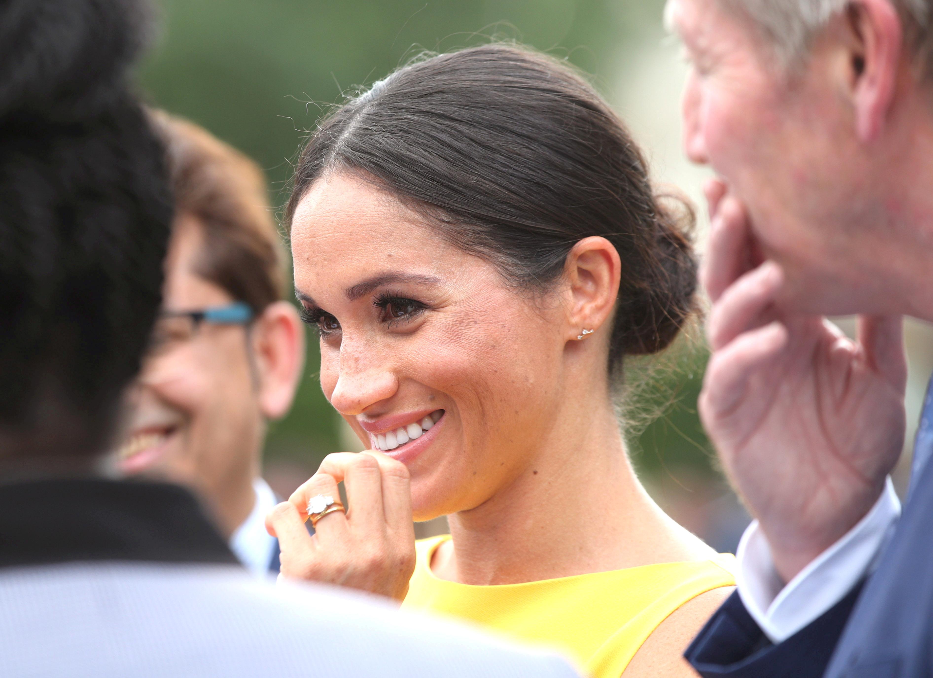 Wiemy, dlaczego księżna Meghan nie używa czerwonej szminki! Ma dobry powód