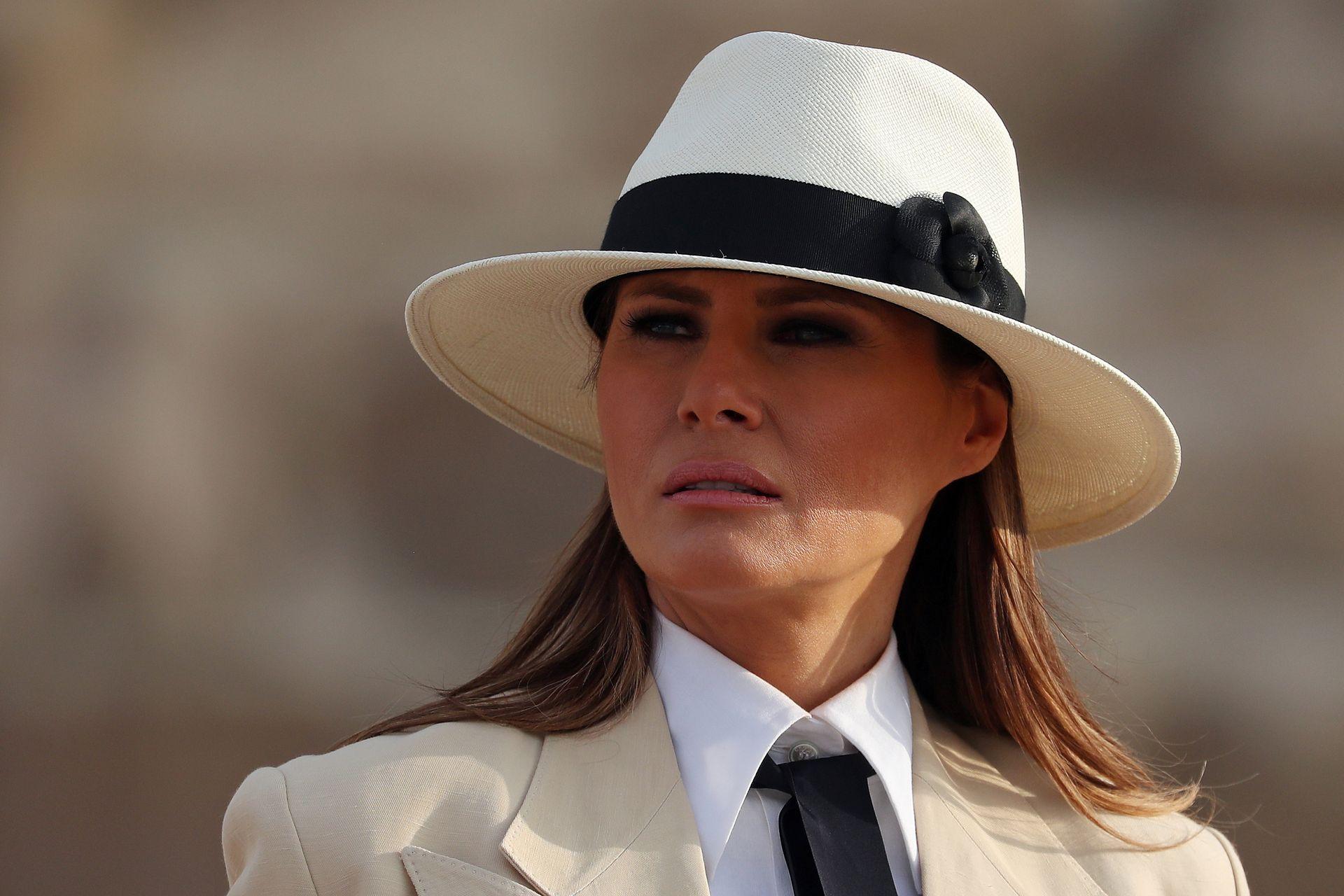 Melania Trump kopiuje Agnieszkę Woźniak-Starak? Celebrytka była PIERWSZA