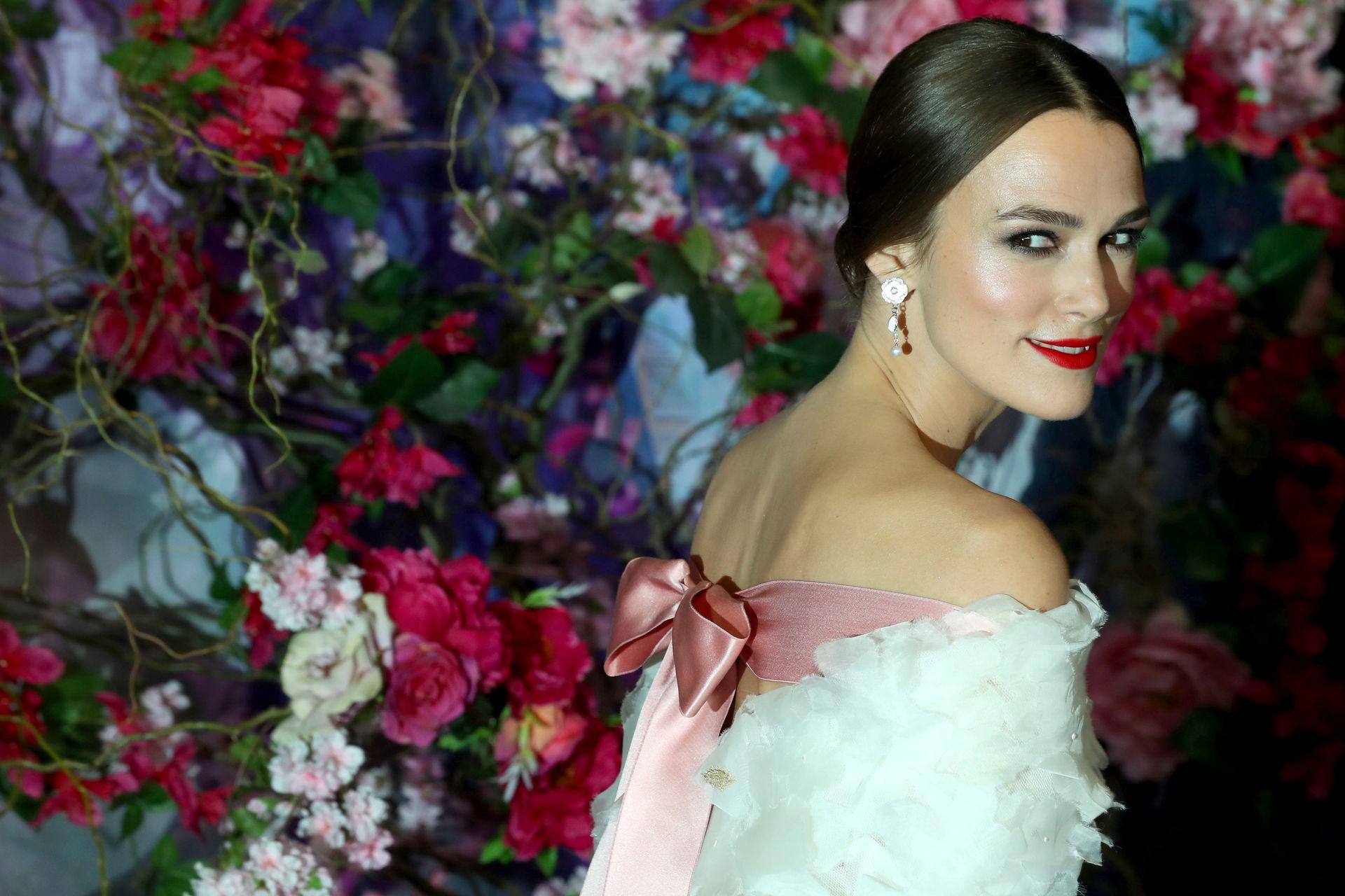 Keira Knightly nie pozwala córce oglądać bajek Disneya z Ariel i Kopciuszkiem