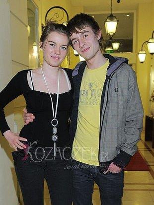 Córka Foremniak, Ola Jędruszczak na imprezie (FOTO)
