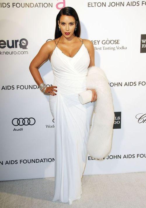 Uwierzycie, że Kim Kardashian była kiedyś taka chuda? (FOTO)
