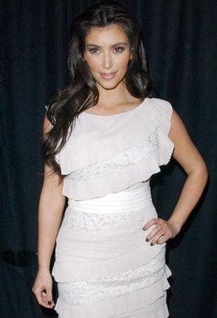 Mroczna Kim Kardashian (FOTO)