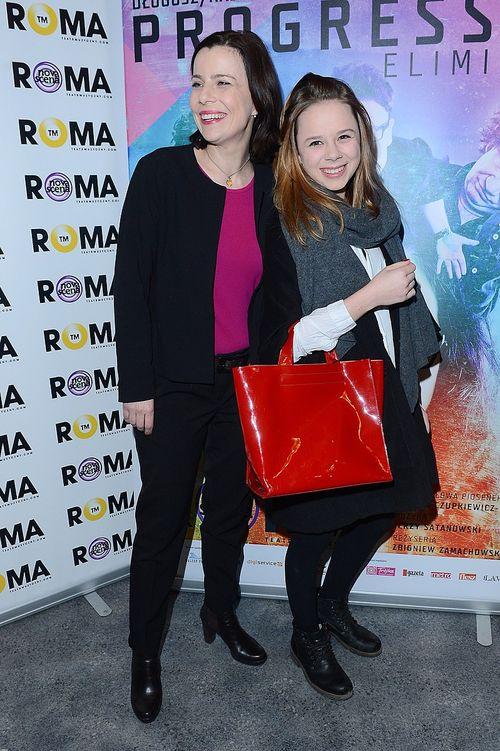 Poznajcie Mariannę, córkę Agaty Kuleszy (FOTO)