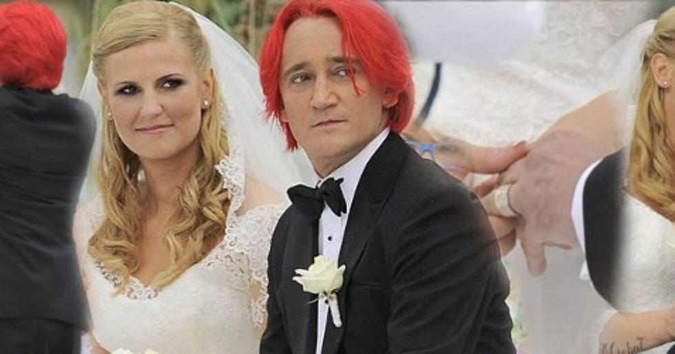 5f46f638b6 Ślub Michała Wiśniewskiego i Dominiki Tajner (FOTO) - Kozaczek