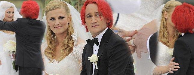 Ślub Michała Wiśniewskiego i Dominiki Tajner (FOTO)