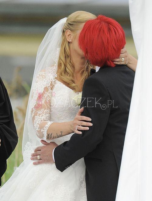�lub Micha�a Wi�niewskiego i Dominiki Tajner (FOTO)