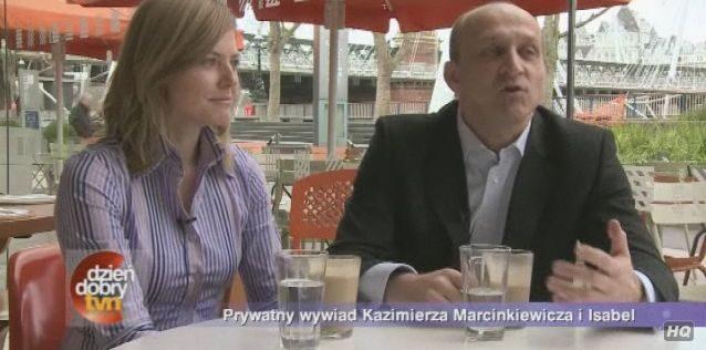 Isabel: Kazimierz to polski Obama