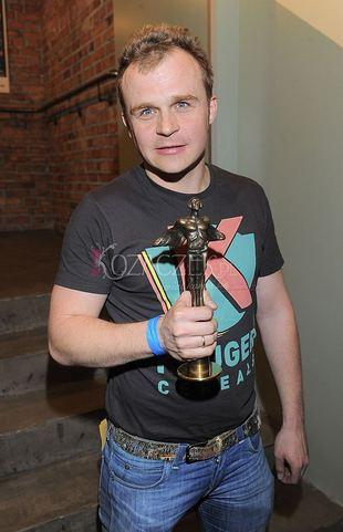 Niegrzeczny Piotr Rogucki (FOTO)