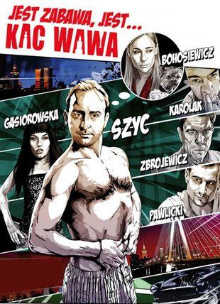 Węże 2013 – Kac Wawa najgorszym polskim filmem?