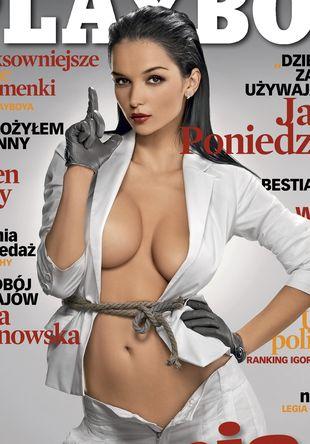 Eugenia Diordijczuk w majowym Playboyu (FOTO)