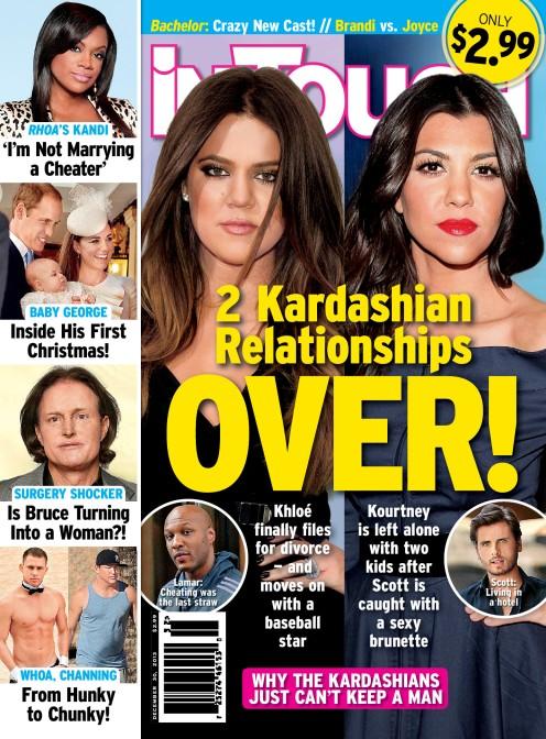 Zwi�zek Kourtney Kardashian i Scotta Disicka prze�ywa kryzys