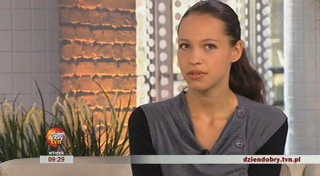 Anna Bałon z Top Model tłumaczy, dlaczego przytyła