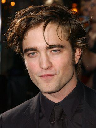 Robert Pattinson - uroczy blondynek