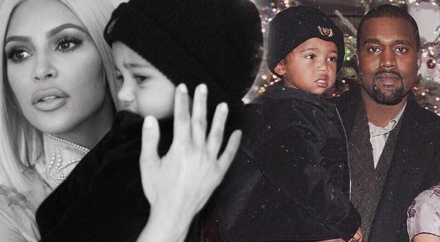 Kim Kardashian zdradza szczegóły choroby Sainta