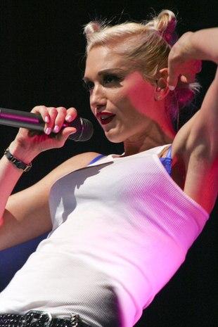 Gwen Stefani jak wulkan energii (FOTO)