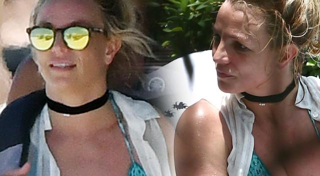 Britney Spears w BIKINI – ma się czego WSTYDZIĆ? (ZDJĘCIA)