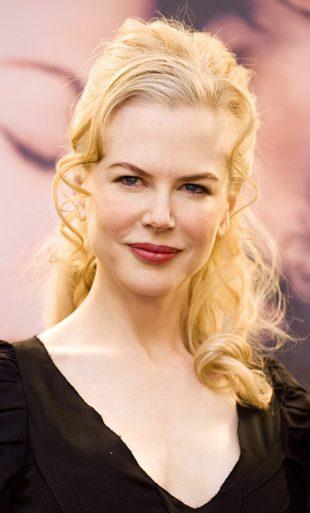 Nicole Kidman z bollywoodzkim przystojniakiem