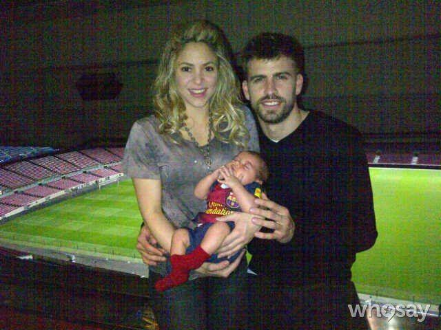 Shakira nie może się powstrzymać (FOTO)