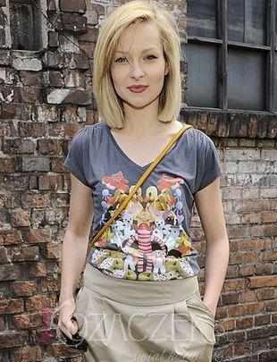 Marieta Żukowska w wydaniu codziennym (FOTO)